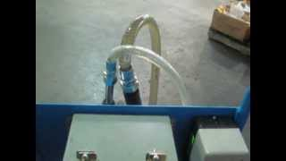 Donaldson Filter Cart with Auto Stop from Western Hydrostatics,  Inc. .avi