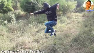 Gambar cover Alan Walker - Life - NSC Crazy Pruthvi Desi Indian Version.