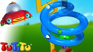 Repeat youtube video TuTiTu Toys | Marble Race