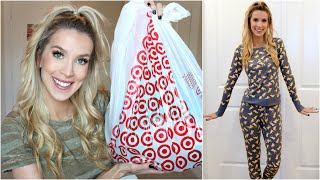 Fall Target Haul + Try On! (PJ Party!)