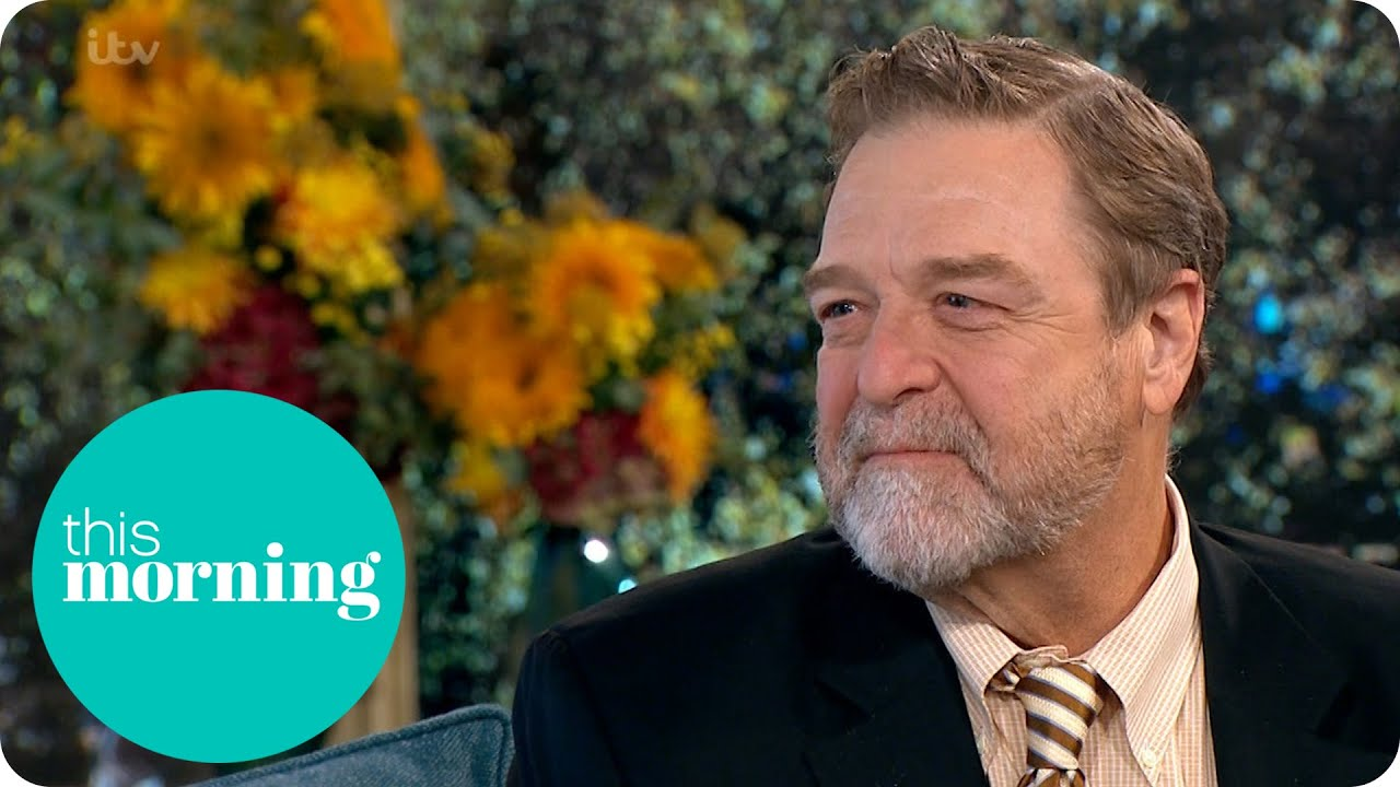 John Goodman On His New Christmas Film | This Morning - YouTube