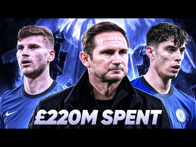 What's Happened To Lampard's Chelsea? | Explained