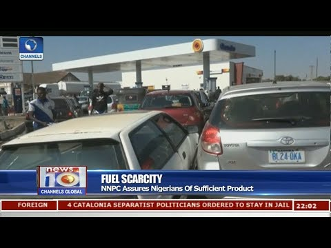 NNPC Assures Nigerians Of Sufficient Product Pt.1 |News@10| 05/12/17
