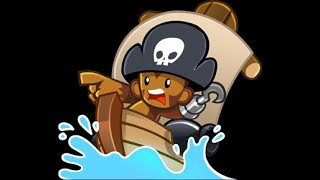 The Boat Tower is a BLOON DESTROYER! (BTD Battles)