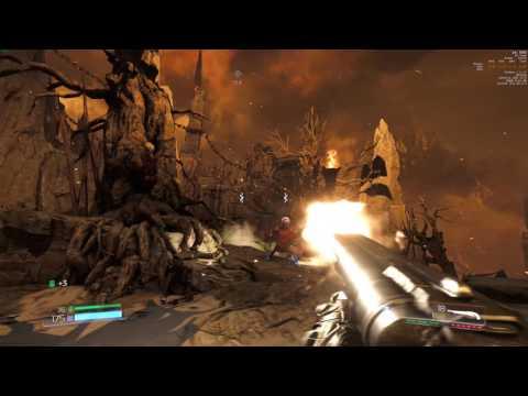 Doom on 4k ultra Vulkan API - 2600k/16gb/GTX 1070
