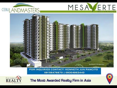MesaVerte Residences - Cagayan de Oro City