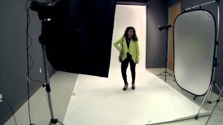 Fashion Flash: Ali Rossi visits The Plain Dealer
