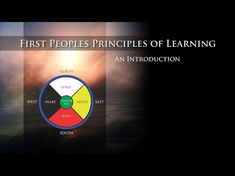 First Nations Principles of Learning