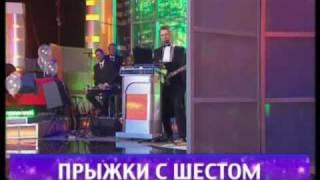 Олег Слепцов кует как кузнец, а прыгает - как кузнечик