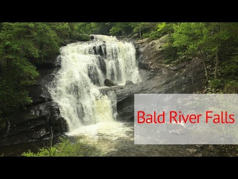 Thumbnail: Bald River Falls...Yes, It's a Drone Video