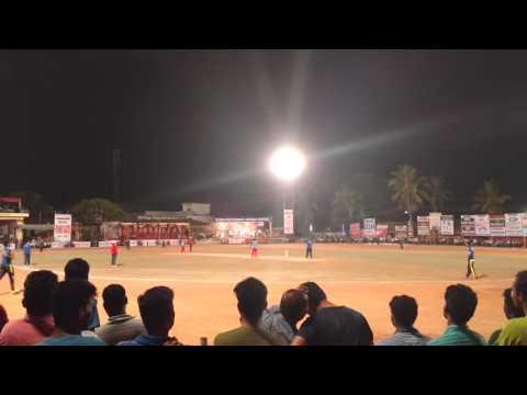 Venkatesh trophy 2016-Nash Bangalore- Swasthik Nagraj