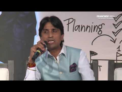 Kumar Vishwas speaks about his journey and...