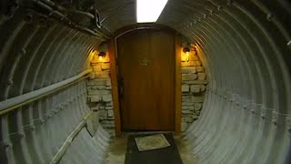 Ex-missile bunkers turned living space - Dreamspaces - BBC