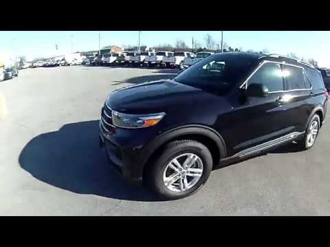 2020 Ford Explorer XLT Video Review & Walkaround - Heritage Ford - Corydon, IN