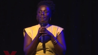 Finding courage in the face of fear | Maame Adjei | TEDxAccraWomen