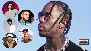 Travis Scott Top 5 In 2018 Big Sean Washed