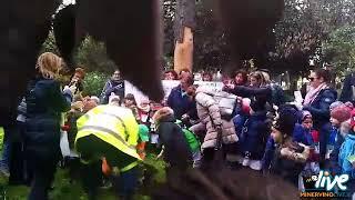 Minervino Murge Festa dell'albero 21/11/2017