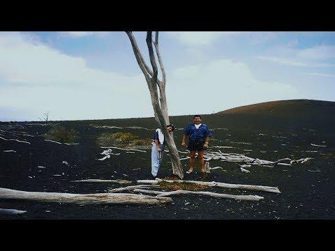 1990 HAWAÏ BIG ISLAND La grande ile l'ile aux Volcans MAUI