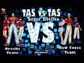 [TAS vs TAS] KOF 2002 UM (PS2) Orochi Team VS New Face Team