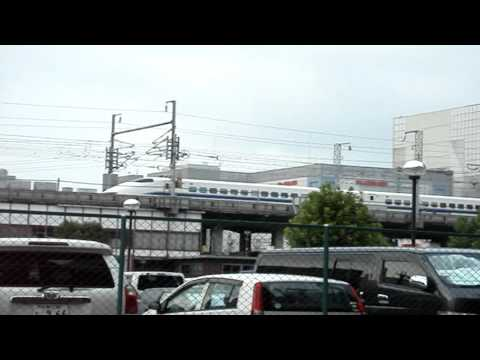 23 TREN BALA SHINKANSEN Y METRO KYOTO, JAPON