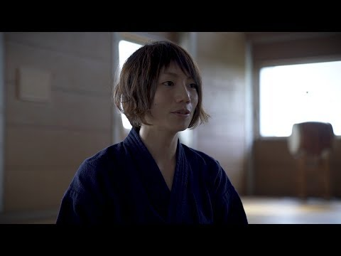 KENDO - Yukiko Takami/Interview - IS JAPAN COOL? DOU(剣道 - 鷹見 由紀子)