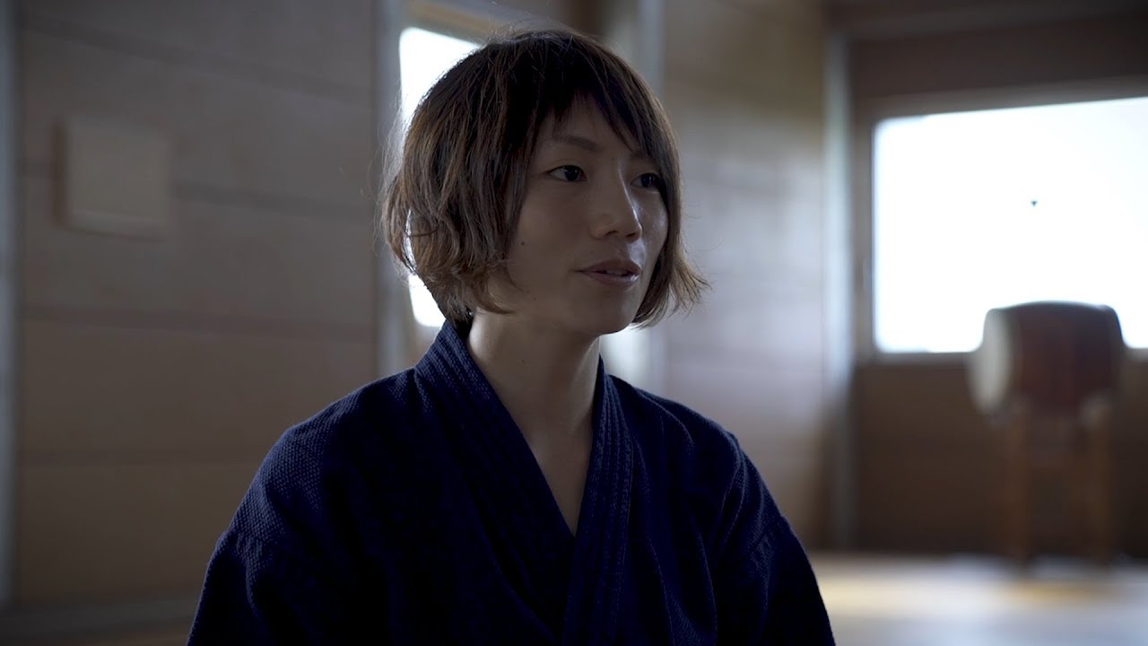 KENDO - Yukiko Takami/Interview - IS JAPAN COOL? DOU(剣道 - 鷹見 由紀子)