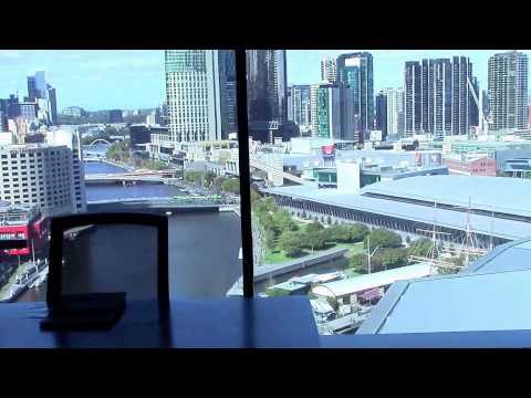 Hilton South Wharf Hotel - City View Room