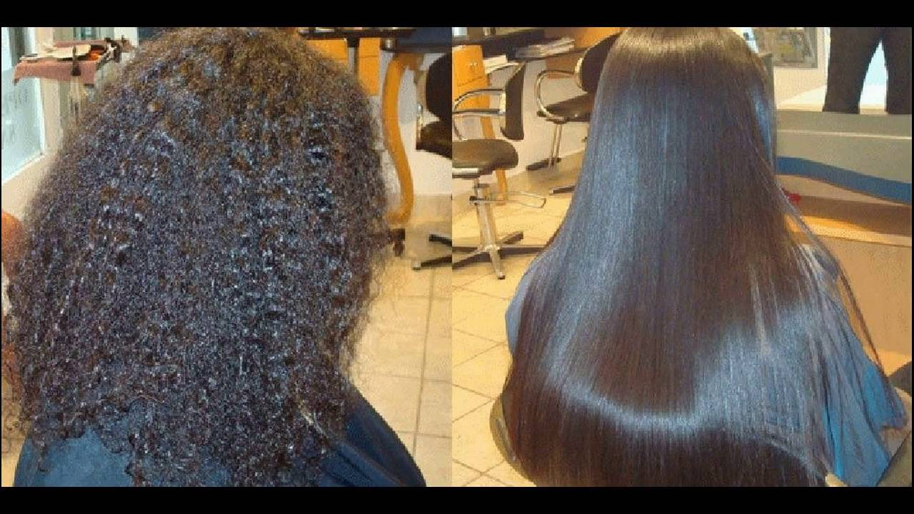 Benefits Of Keratin Hair Straightening Youtube