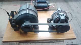 generator 12v ac to 230v ac