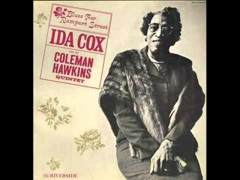 Ida Cox & Coleman Hawkins Quintet - Death Letter Blues