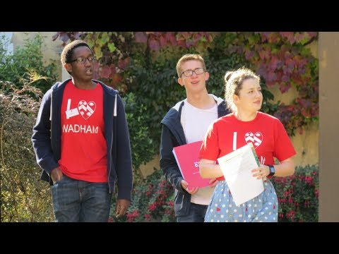 Open Day, Wadham College, University of Oxford
