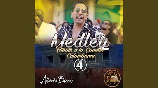 Video Medley Tributo A La Cumbia Colombiana 4 download MP3, 3GP, MP4, WEBM, AVI, FLV Juni 2018