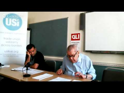 #ISS14: The Slow Death of the Socialist International