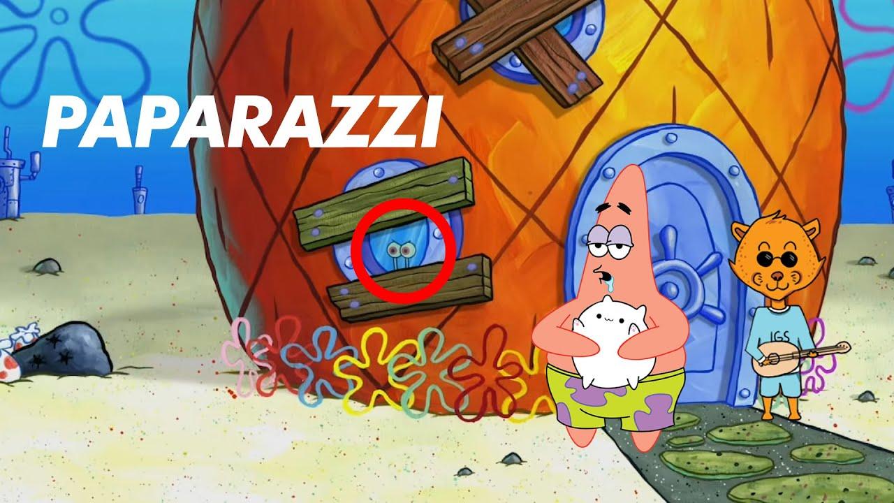 PAPARAZZI - PATRICK STAR & CAT (Tiktok Version)