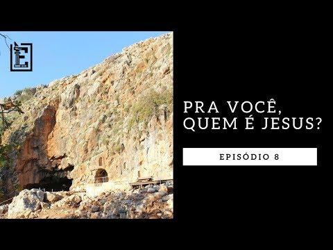 PRA VOCÊ, QUEM É JESUS? - Rodrigo Silva