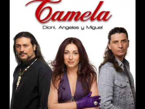 cancion de camela diselo