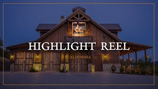 Custom Lakefront Home in Central California | Highlight Reel