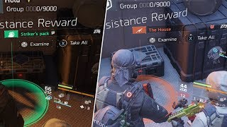THE DIVISION - GOD ROLL HOUSE + 5 CLASSIFIED ITEMS IN 1 HOUR! (BEST LOOT FARM IN PATCH 1.8)