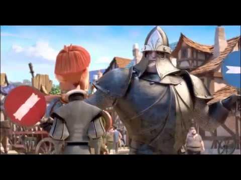 Мультфильм рыцарь доблести смотреть онлайн