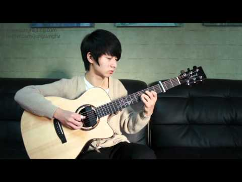 (Hisaishi Joe) Howl's Moving Castle Theme - Sungha Jung