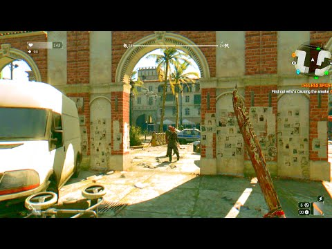 Dying light how to obtain zombie classic mod blueprint w free roam dying light how to obtain zombie classic mod blueprint w free roam gameplay malvernweather Image collections