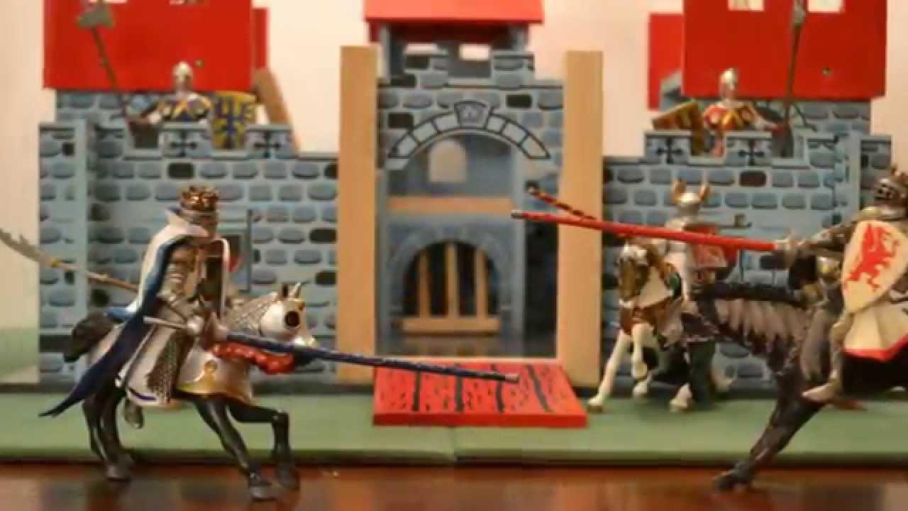 Le Toy Camelot Wooden Castle Figures Schleich Papo More
