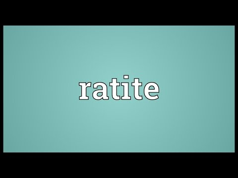 Ratite Meaning