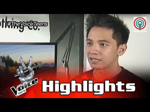 The Voice Teens Philippines: Meet Franz Dacanay
