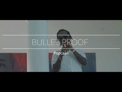 Popcaan - Bullet proof  ( Official music video)