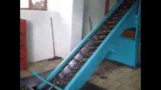 olive press in Rovies Evia Island Greece