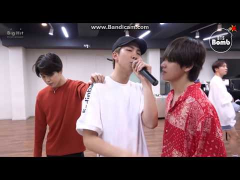 [INDO SUB] BTS PROM PARTY UNIT STAGE BEHIND 땡 (DDAENG)