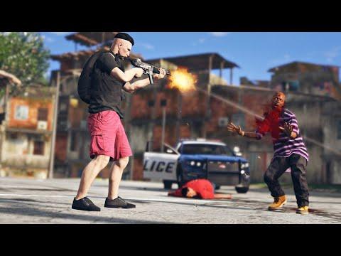 GTA V : VIDA DO CRIME | O TERROR TEM NOME, AGORA O BICHO VAI PEGAR | EP.31
