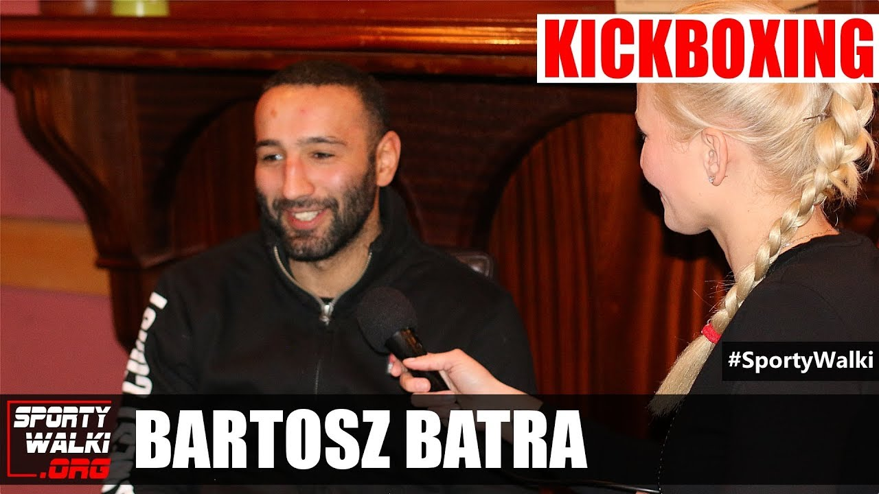 "Bartosz Batra o ""Kickboxing vs MMA"""