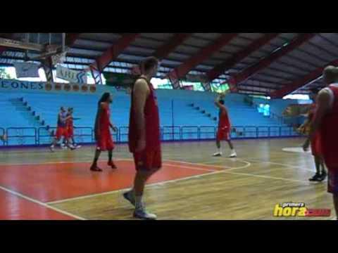 James Life en el Centrobasket